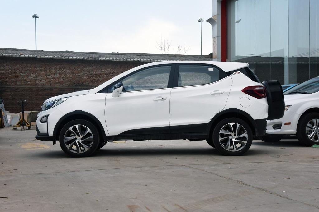 比亚迪元对比本田XR-V 用事实告诉你自主汽车值得信赖