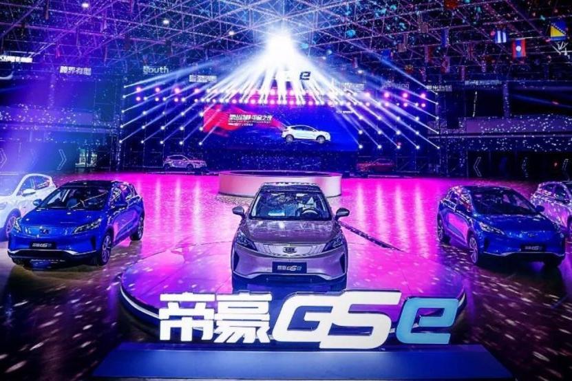 『狩猎』新能源汽车市场,吉利发起最强产品攻势|车壹条
