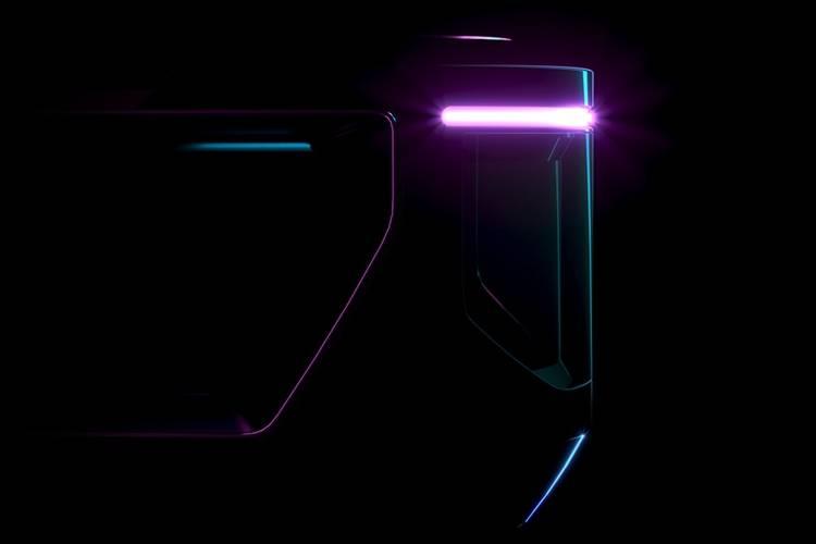 拜腾第二款概念电动车今晚将发布 空间将超宝马5