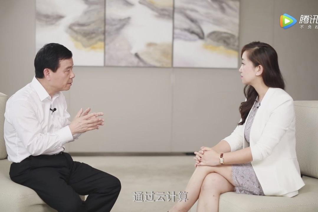 专访丨广汽集团曾庆洪:智能网联汽车全面迈入云时代