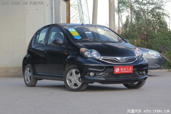 比亚迪F0长沙购车新低价 现车优惠5000