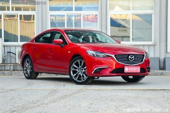 马自达阿特兹哈尔滨现车优惠1.6万元