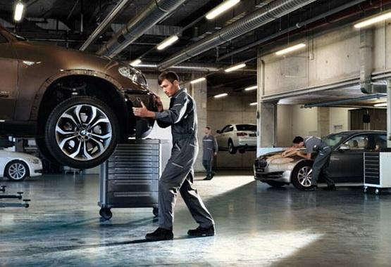 BMW售后钣喷体验之旅