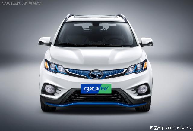 新潮电动东南DX3 EV