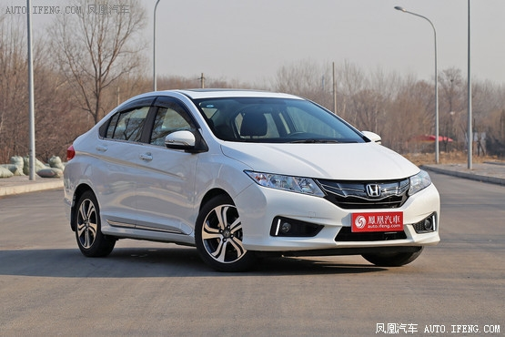 本田锋范全系优惠0.5万元 店内现车销售