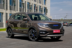 新车图解:君马SEEK 5 善于互动的7座SUV
