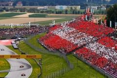 F1奥地利站前瞻:F1历史首次三场背靠背