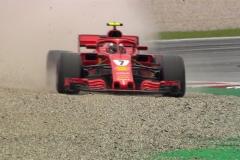 F1奥地利站三练:维特尔最快 维斯塔潘赛车宕机