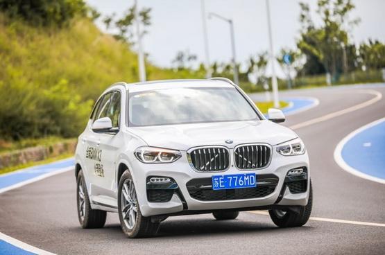 全新BMW X3试驾体验