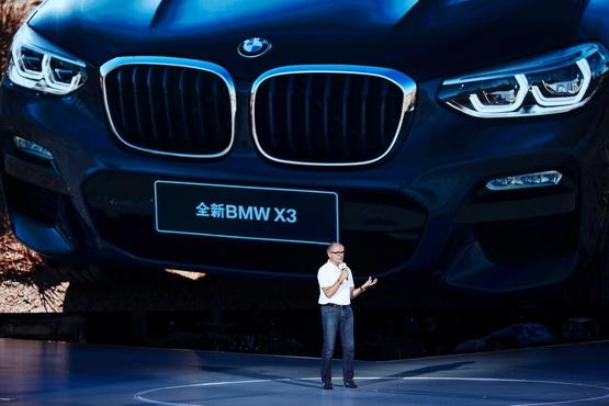 全新BMW X3震撼上市
