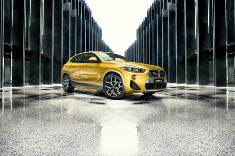 BMW X2中国正式上市