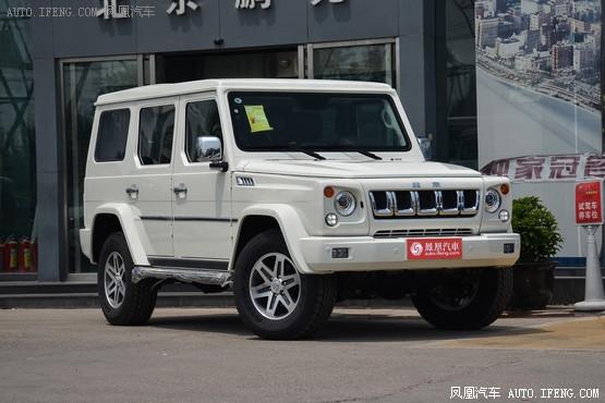 北京BJ80现金直降0.5万元 店内现车销售