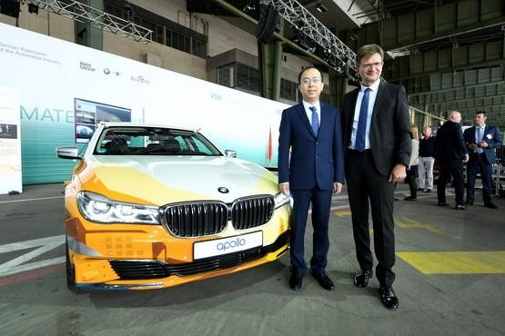 BMW推进自动驾驶技术