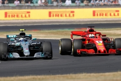 F1英国站赛后总结:V6时代最精彩的银红大战