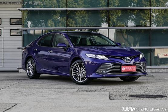 【南昌】广汽丰田全新一代凯美瑞平价售
