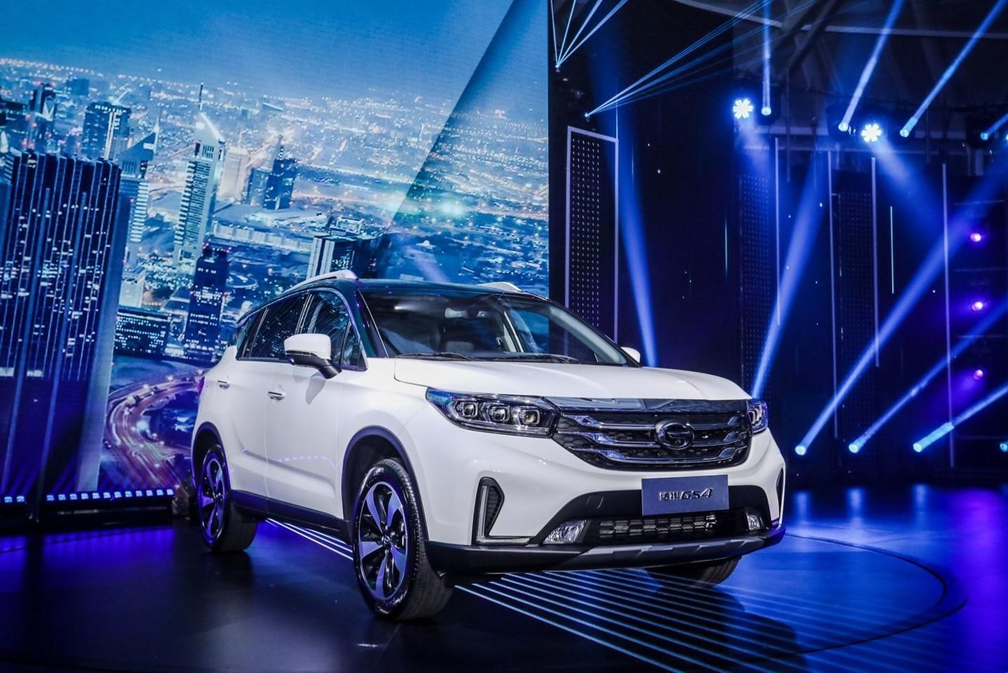 传祺GS4 中国品牌SUV