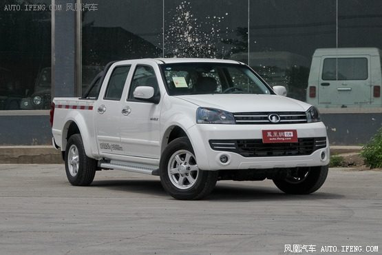 【南昌】长城风骏5售6.88万元起 有现车