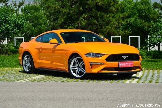 福特Mustang降27万