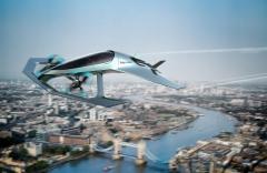 阿斯顿·马丁发布Volante Vision Concept超豪华概念飞机
