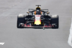 F1德国站FP1:里卡多最快 索伯飞引擎罩
