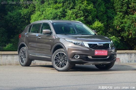 【南昌】观致5 SUV 可降3.2万元 有现车