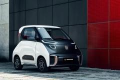 宝骏E200内饰官图发布 全新两座纯电动车型