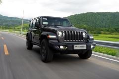 试驾全新一代Jeep牧马人Rubicon 迈出你的第一步