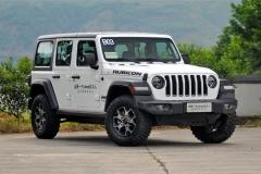 全新Jeep牧马人价格公布 42.99万起/搭2.0T动力