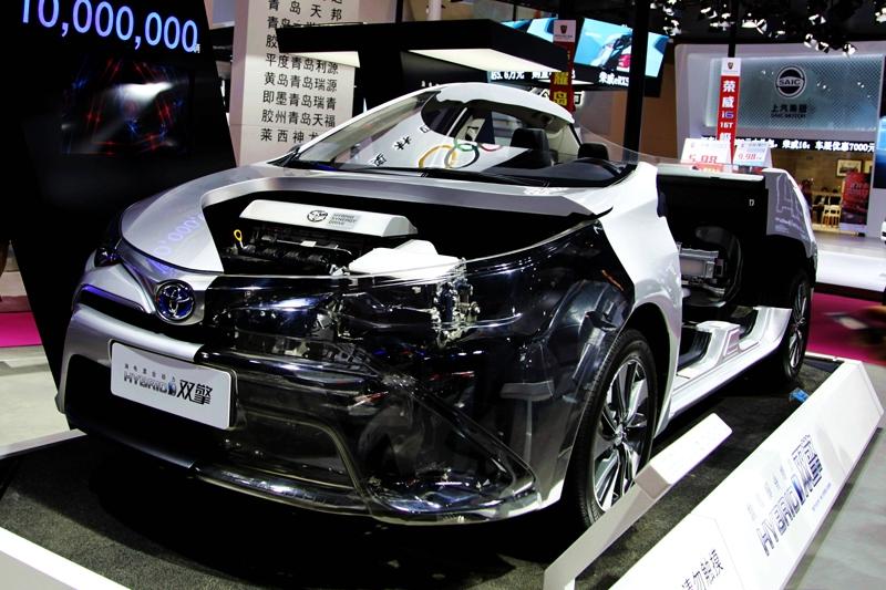 节能及新能源汽车展