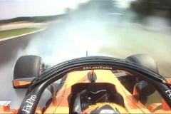 F1匈牙利站二练:维特尔最快 红牛二三