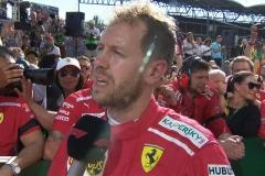 F1匈牙利站 维特尔:撞车并不怪博塔斯
