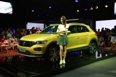 一汽-大众T-ROC探歌正式上市 售13.98-20.98万元