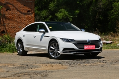全新一汽-大众CC 德系轿跑将于8月28日上市