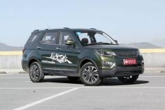 长安CX70新车型上市 配置调整选择更丰富