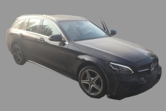 新款奔驰C级旅行版谍照曝光 年底正式上市