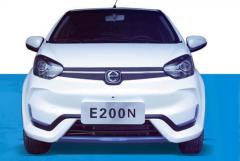 江铃E200N官图发布 最大续航255km/8月25日上市