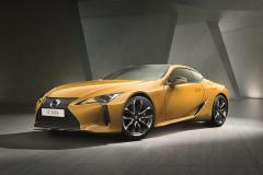 雷克萨斯LC限量版官图发布 将于巴黎车展首发