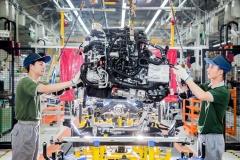 新英伦豪华轿跑SUV 全新捷豹E-PACE工厂探访之旅