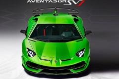 兰博基尼Aventador SVJ官图发布 将亮相圆石滩车展