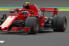 F1比利时站二练:莱科宁最快 梅奔包揽二三