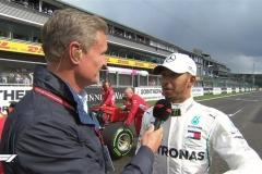F1比利时站 汉密尔顿称这是最为艰难的排位赛