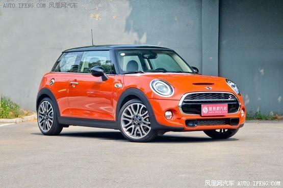 MINI最高优惠4.68万元 店内有现车销售