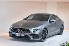 梅赛德斯-奔驰新CLS级价格调整 官降800元