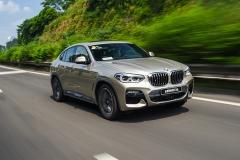 在激情和顾家中徘徊?全新BMW X4或许可以帮你