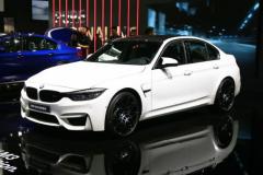 2018成都车展:BMW M3/M4车迷限量版售108.89万起