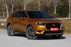 2018成都车展:DS 7新增车型上市售24.49万起