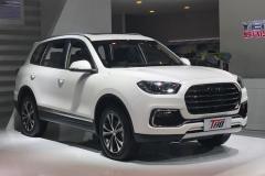 2018成都车展:新款野马T80预售9.38万元起