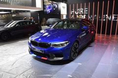 2018成都车展:M5 M Performance套件