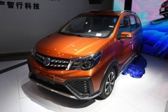 2018成都车展:2019款启辰M50V上市