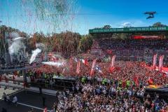 F1意大利站前瞻:法拉利主场能否争点气?